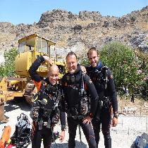 Scuba Diving - Rethymnon & Georgioupolis